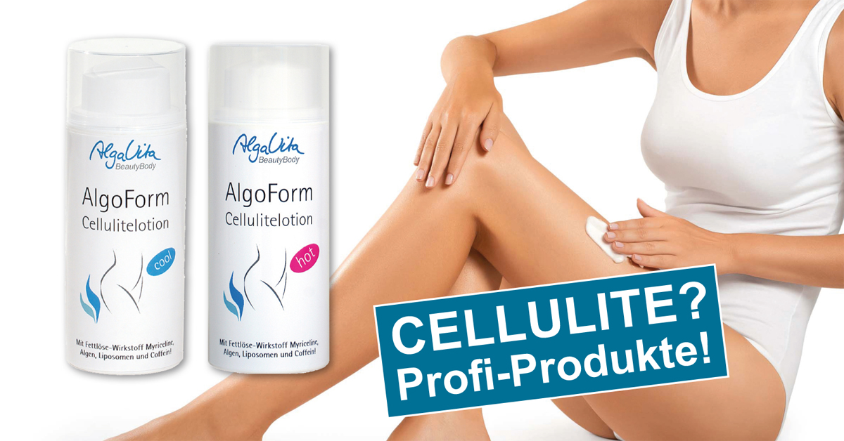 Profiprodukte - AlgoForm-Cellulitelotion