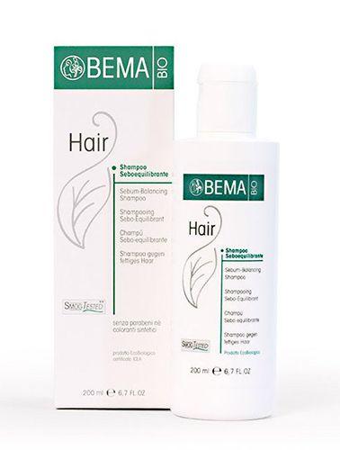 Shampoo fettiges Haar, Bio, öliges Haar