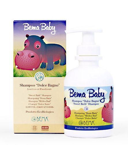 Kinder-Shampoo Sanfte Wolke, Bio
