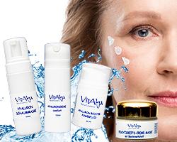 Antiaging Feuchtigkeitspflege mit intensiver Hyaluronsäure - neue Lieblings-Hautpflege!