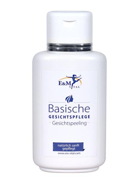 Basisches Gesichtspeeling, E&M vital